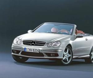 Mercedes-Benz CLK Cabrio photo 6