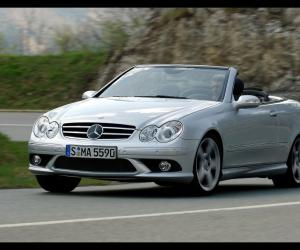 Mercedes-Benz CLK Cabrio photo 9