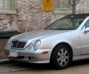 Mercedes-Benz CLK Cabrio photo 10