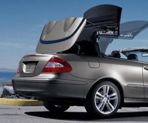 Mercedes-Benz CLK Cabrio photo 11