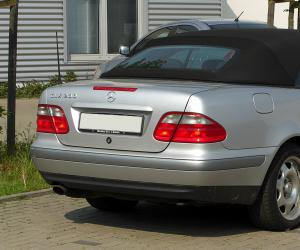Mercedes-Benz CLK Cabrio Sport Edition photo 1