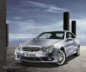 Mercedes-Benz CLK Cabrio Sport Edition photo 2