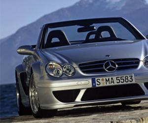Mercedes-Benz CLK Cabrio Sport Edition photo 3