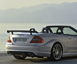 Mercedes-Benz CLK Cabrio Sport Edition photo 5