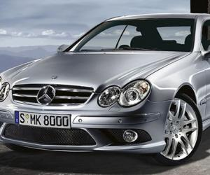 Mercedes-Benz CLK Cabrio Sport Edition photo 6