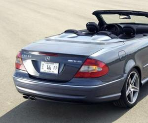 Mercedes-Benz CLK Cabrio Sport Edition photo 9