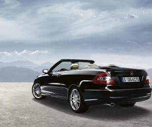 Mercedes-Benz CLK Cabrio Sport Edition photo 12