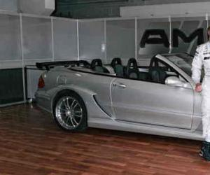 Mercedes-Benz CLK Cabrio Sport Edition photo 14