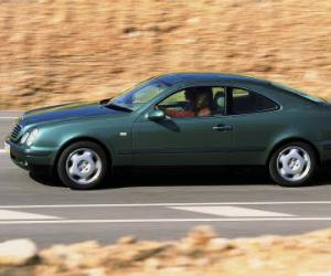 Mercedes-Benz CLK designo by Giorgio Armani photo 1