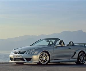 Mercedes-Benz CLK DTM AMG Cabriolet photo 1