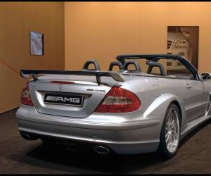 Mercedes-Benz CLK DTM AMG Cabriolet photo 2