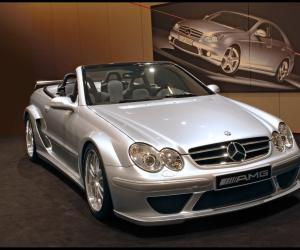 Mercedes-Benz CLK DTM AMG Cabriolet photo 3