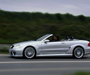 Mercedes-Benz CLK DTM AMG Cabriolet photo 5