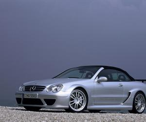 Mercedes-Benz CLK DTM AMG Cabriolet photo 6