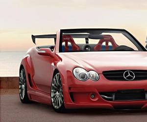 Mercedes-Benz CLK DTM AMG Cabriolet photo 7