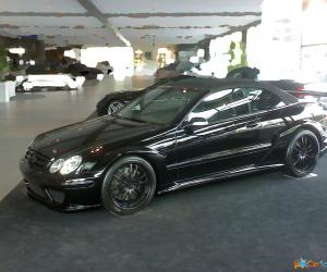 Mercedes-Benz CLK DTM AMG Cabriolet photo 8