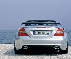 Mercedes-Benz CLK DTM AMG Cabriolet photo 9