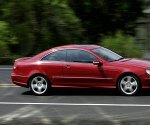 Mercedes-Benz CLK-Klasse photo 1