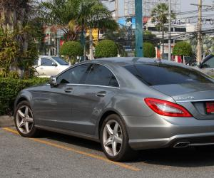 Mercedes-Benz CLS 250 photo 1