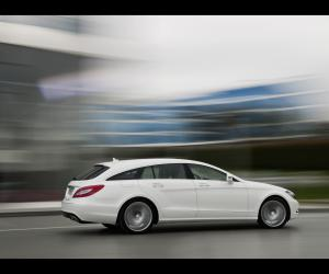 Mercedes-Benz CLS 250 photo 3