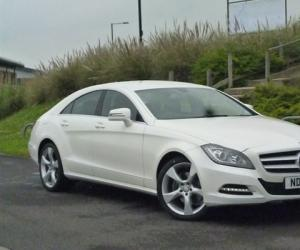 Mercedes-Benz CLS 250 photo 4