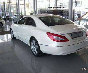 Mercedes-Benz CLS 250 photo 7