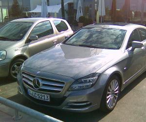 Mercedes-Benz CLS 250 photo 9