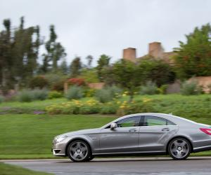 Mercedes-Benz CLS 350 CDI 4Matic photo 1