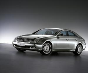 Mercedes-Benz CLS 350 CGI photo 1
