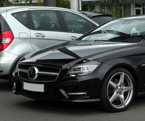 Mercedes-Benz CLS 500 photo 1