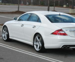 Mercedes-Benz CLS 55 AMG photo 1