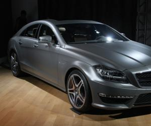 Mercedes-Benz CLS 63 AMG photo 2
