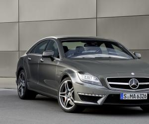 Mercedes-Benz CLS 63 AMG photo 3