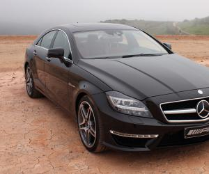 Mercedes-Benz CLS 63 AMG photo 4