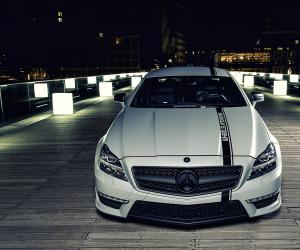 Mercedes-Benz CLS 63 AMG photo 5