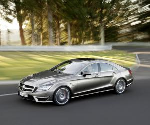 Mercedes-Benz CLS 63 AMG photo 6