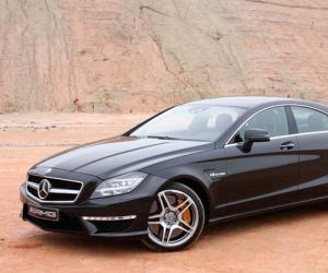 Mercedes-Benz CLS 63 AMG photo 7