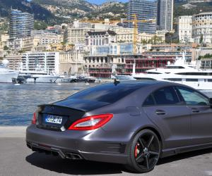 Mercedes-Benz CLS 63 AMG photo 8