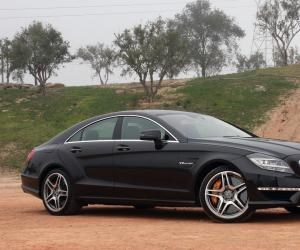 Mercedes-Benz CLS 63 AMG photo 9
