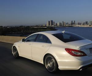 Mercedes-Benz CLS 63 AMG photo 10