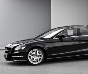 Mercedes-Benz CLS 63 AMG photo 11