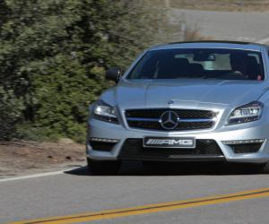 Mercedes-Benz CLS 63 AMG photo 14