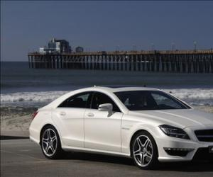 Mercedes-Benz CLS 63 AMG photo 15