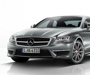 Mercedes-Benz CLS 63 AMG 4MATIC photo 2