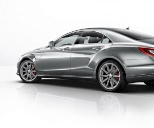Mercedes-Benz CLS 63 AMG 4MATIC photo 3