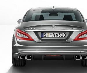 Mercedes-Benz CLS 63 AMG 4MATIC photo 4