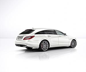 Mercedes-Benz CLS 63 AMG 4MATIC photo 6