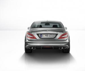 Mercedes-Benz CLS 63 AMG 4MATIC photo 7
