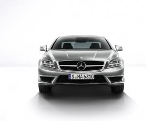 Mercedes-Benz CLS 63 AMG 4MATIC photo 8
