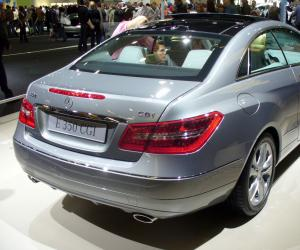 Mercedes-Benz E 350 photo 1